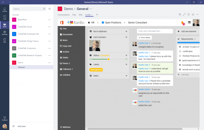 Microsoft Teams vs Skype for Business — get to know Teams