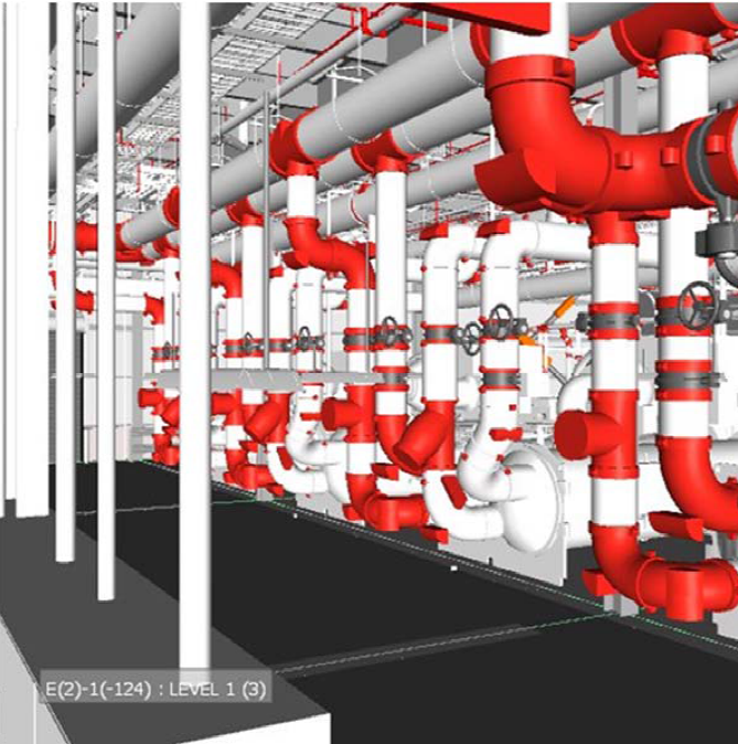 Volvo Case Study: Design BIM LOD 400 Successes, Limitations