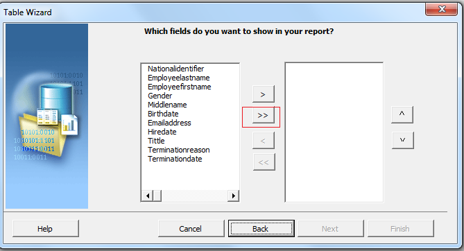 How to Create Oracle Fusion BI Publisher Report Using RTF Template