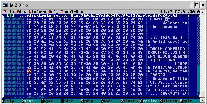 Computer Viruses — Nearly Fifty Years of Firsts - Sourcerer Blog