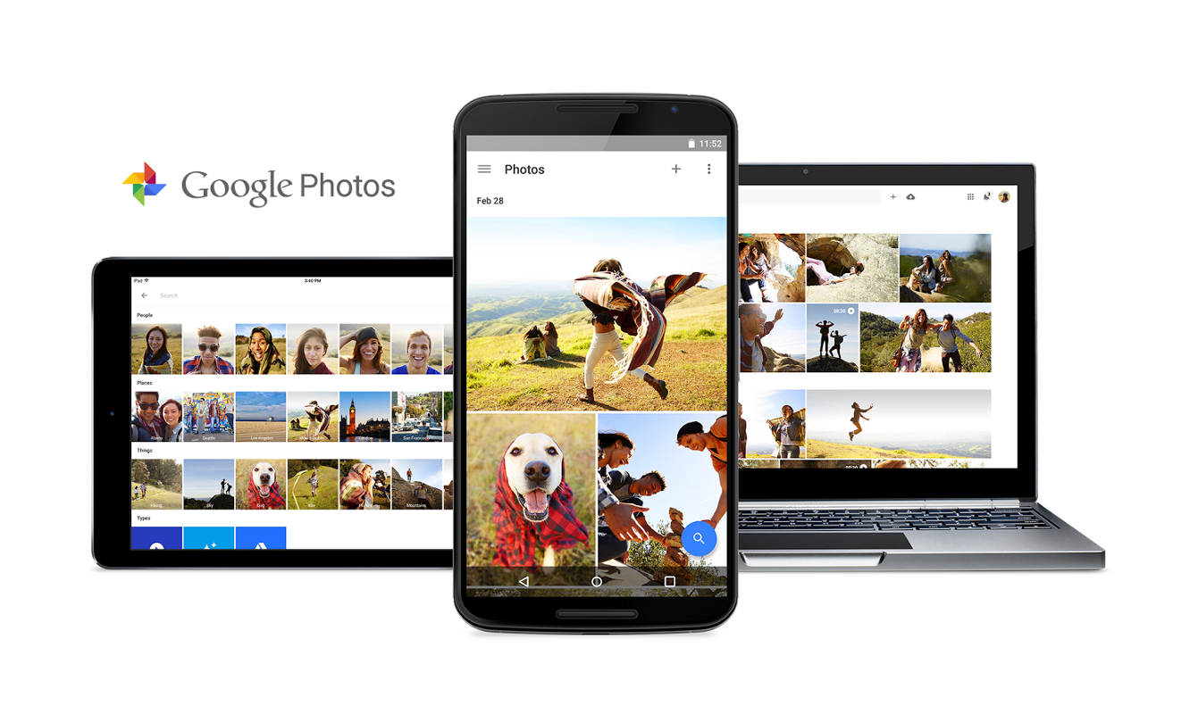 Google shows there is still ways to innovate with photos.