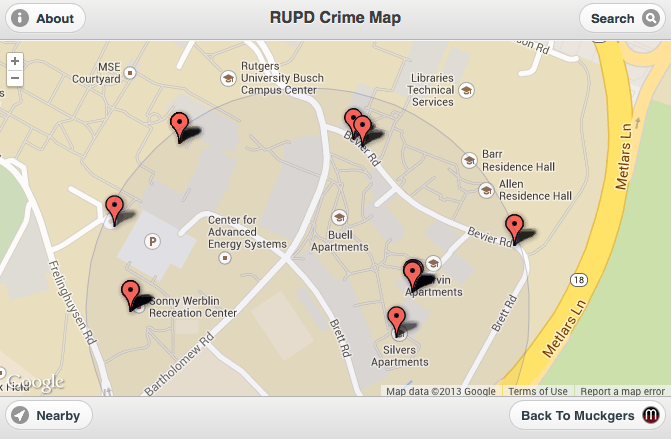 Crime Map II: Crime Harder': A custom app for the Rutgers ... on map columbus, map bangkok, map ireland, map berlin, map edinburgh, map austin, map mobile, map singapore, map taipei, map central, map amsterdam, map sydney, map france, map buenos aires, map valencia, map spain, map tokyo, map nashville, map venice, map victoria,