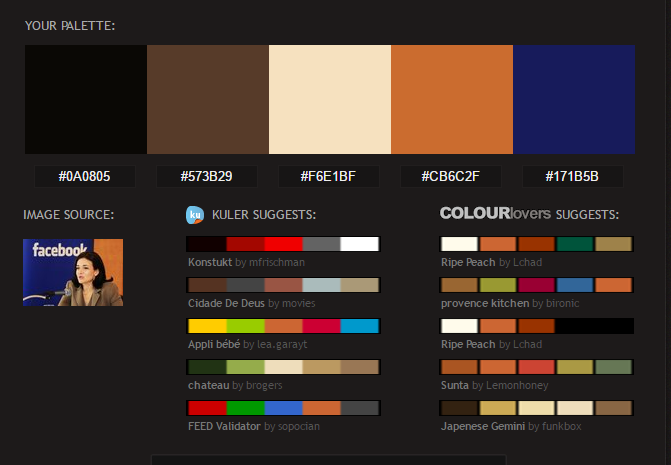 14 Pictaculous color scheme selector