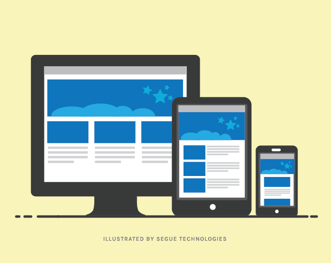 Examples of responsive design