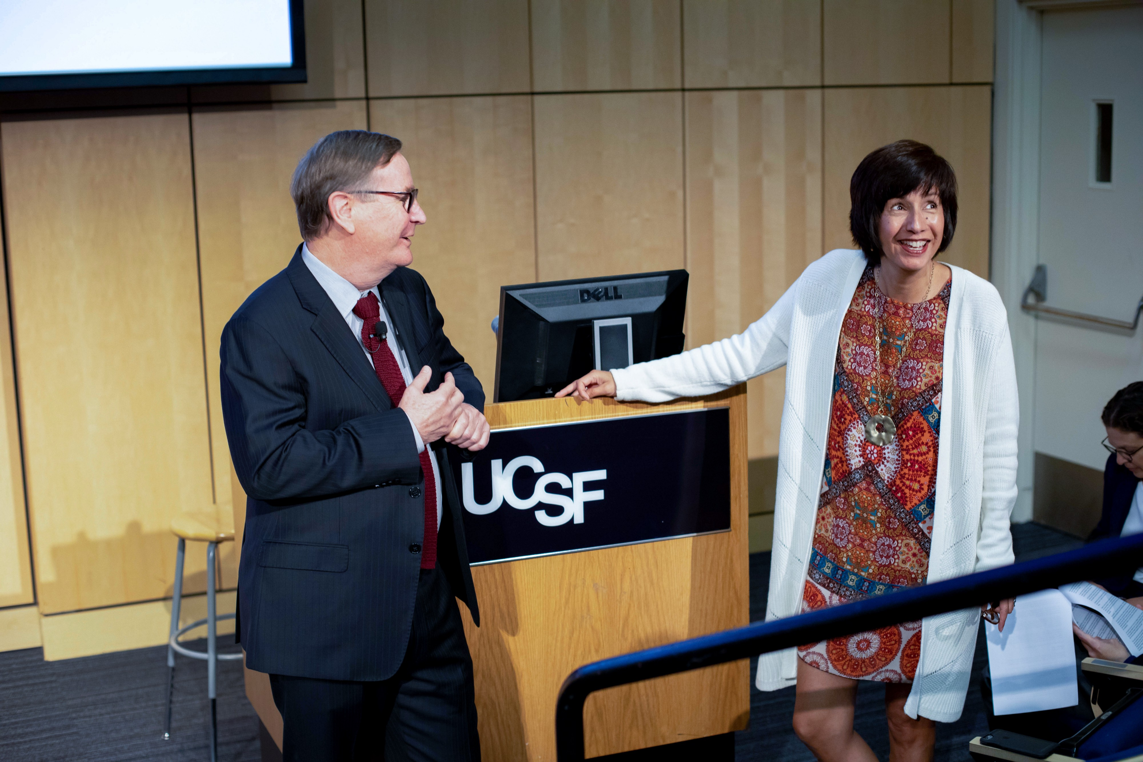 UCSF Women Reflect on Gender, Work and Science - UC San