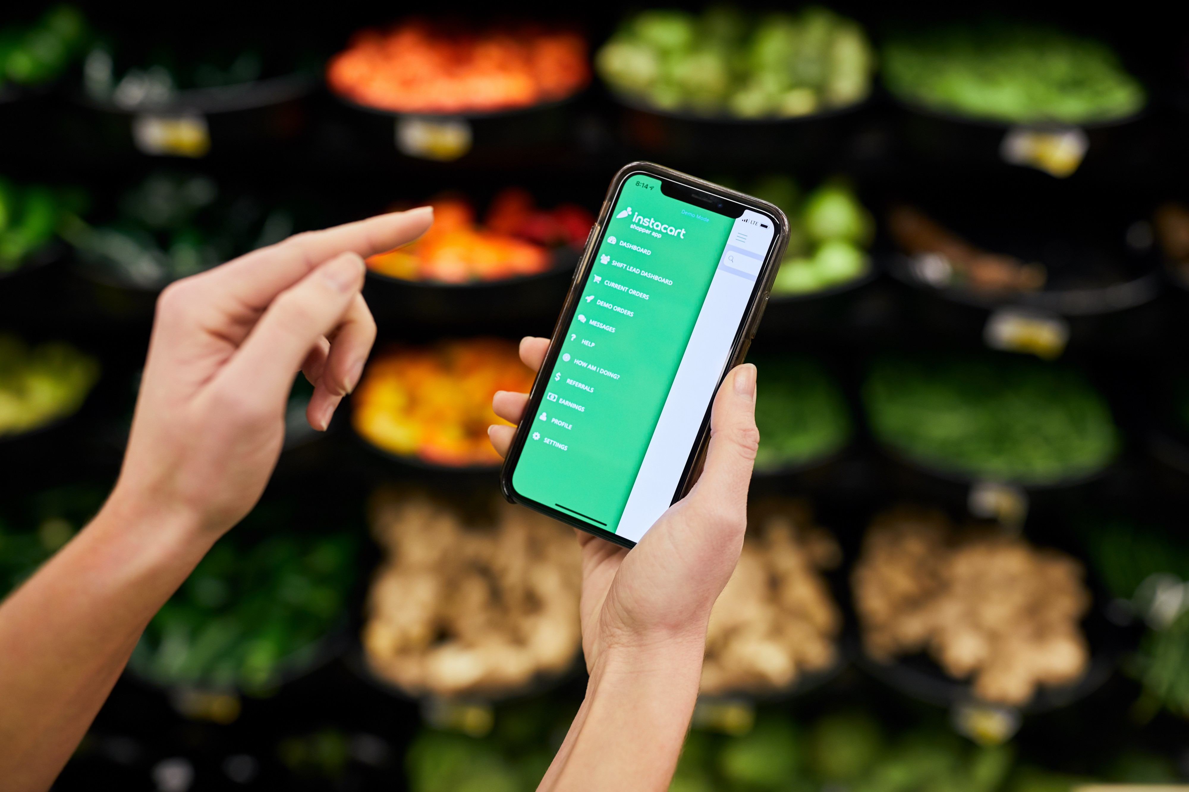 Furthering Our Commitment To Support Customers And Shoppers A Message From Instacart Care S Mark Killick By Instacart Instacart News