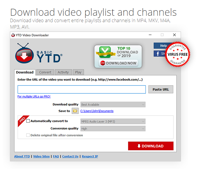 The Best Youtube Downloader For Mac By Christian Stewart Medium