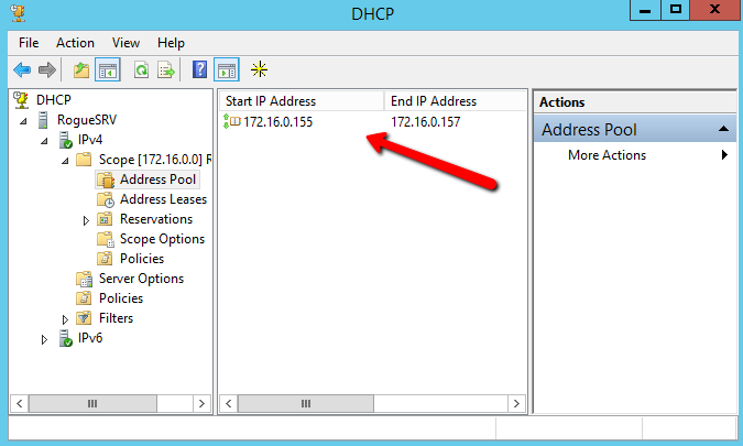 Attack a network by using a rogue DHCP server - Tech Jobs Academy