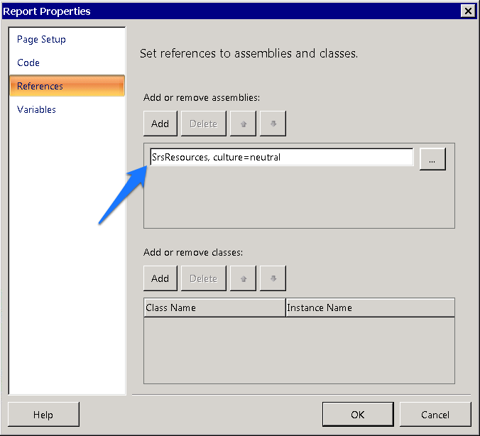 Configuring Role Based Access to Reports and limiting