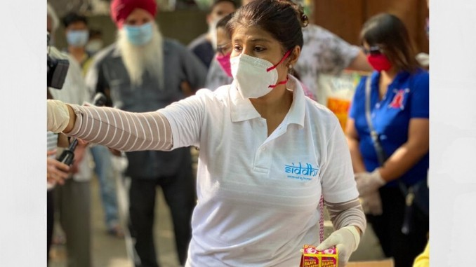 A Woman Who Touched Over 1 Million Lives Amid Lockdown