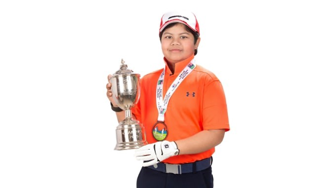 Chaitanya Pandey - India's Young Tiger Woods