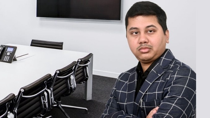 Business News Digpu - Shivendu Madhava Paving The Way For Young Indian Entrepreneurs