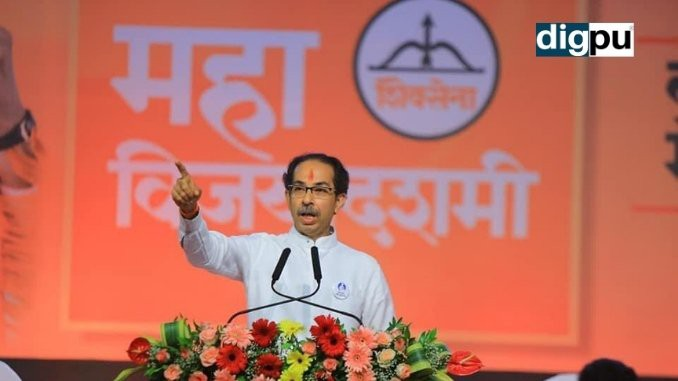 We are yet to get our 38,000 Cr GST refund from Centre: Uddhav Thackeray in Dussehra Speech
