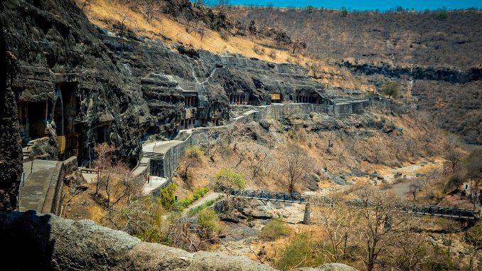 Moment of pride for India as Ajanta Caves deposit being preserved for eternity