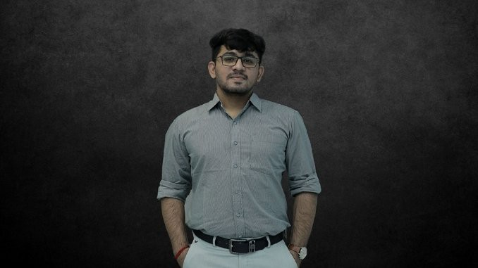 Meet Darshan Hirpara, an impeccable intraday-trader and options writer