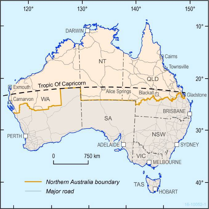 Australia Map Tropic Of Capricorn.The Backpackers Guide To The Outback Tree Medium