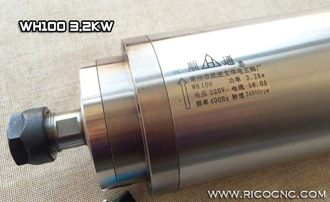 New Spindle Motor Water Cooling Liquid Cooled for CNC Router
