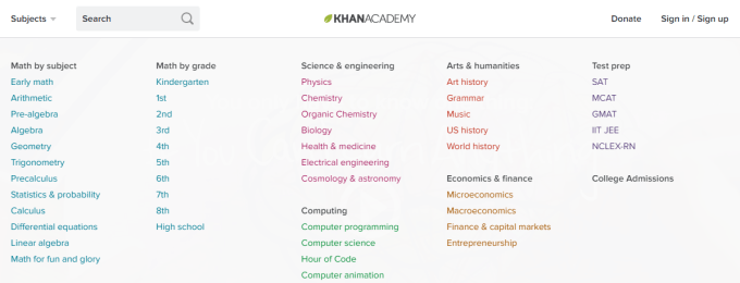 Does Khan Academy transform education? | Noplag review