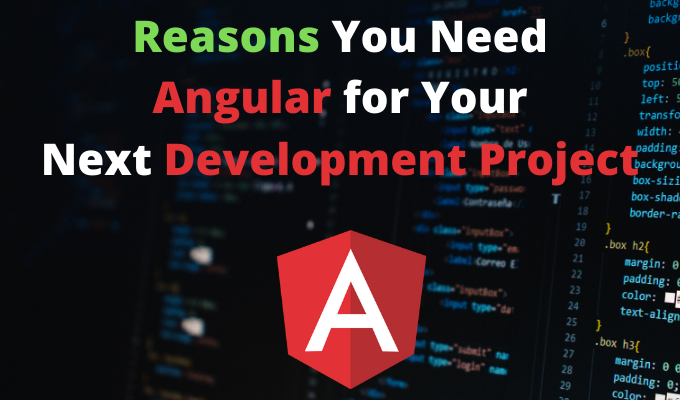 Reasons You Need Angular for Your Next Development Project