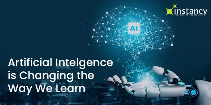 Artificial Intelligence is changing the way we learn