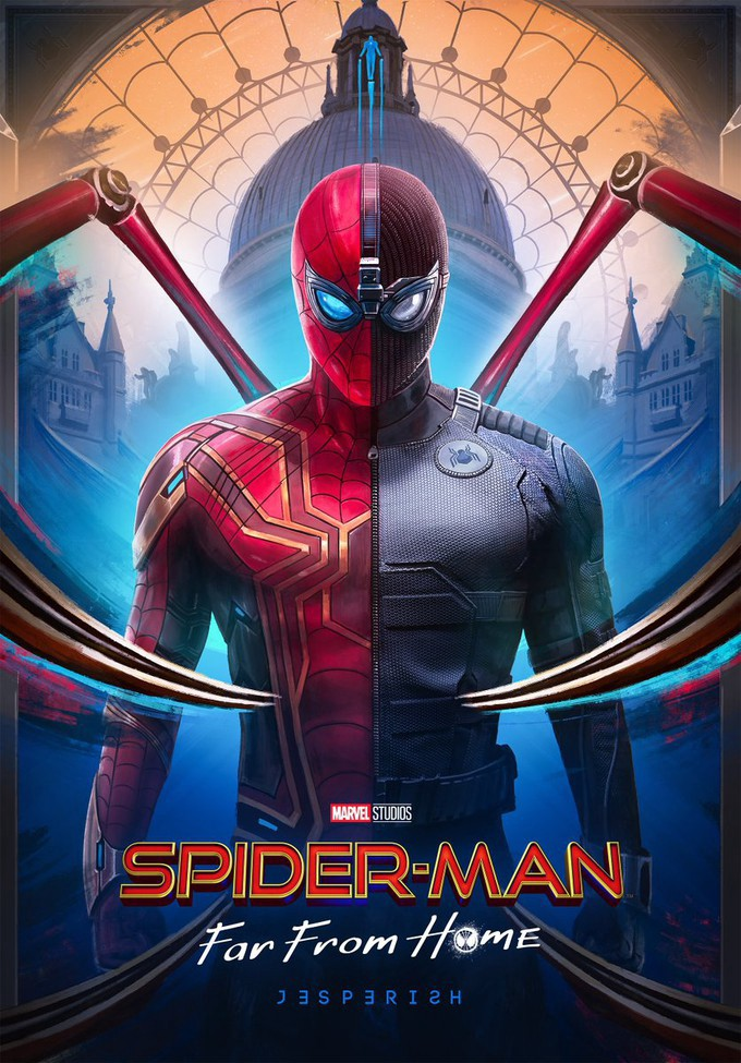 Spider-Man: Far From Home - Wikipedia