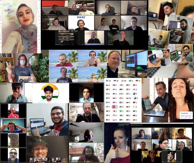 #TheGlobalHack: 500 People-powered Solutions To COVID-19