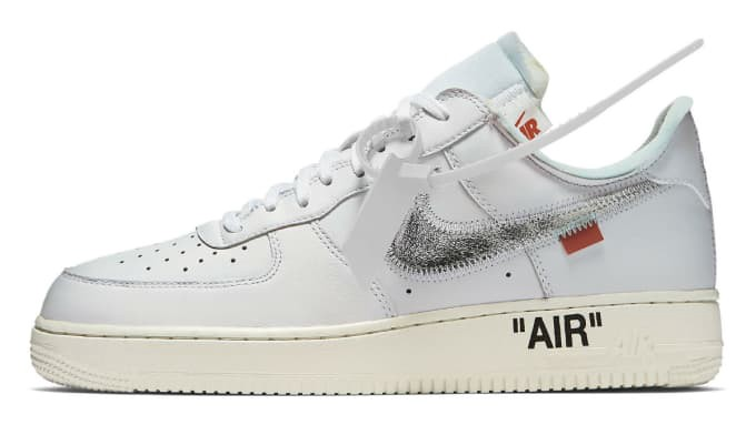 """Ranking All Sneakers in the Off White x Nike """"The Ten"""