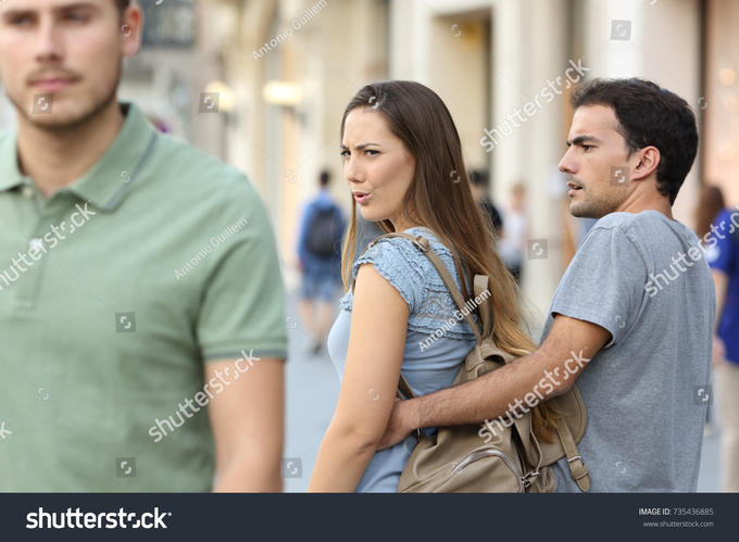 Distracted Boyfriend Girlfriend Meme By John Ryan Pineda Medium
