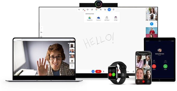 Solaborate Kickstarts Four New HELLO Video Conferencing Devices
