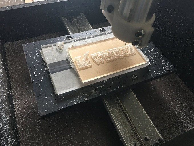 The Sienci Mill One is an Affordable, Open-Source Desktop CNC Machine