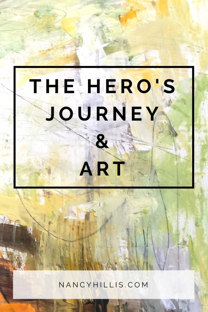 Hero's Journey & Art