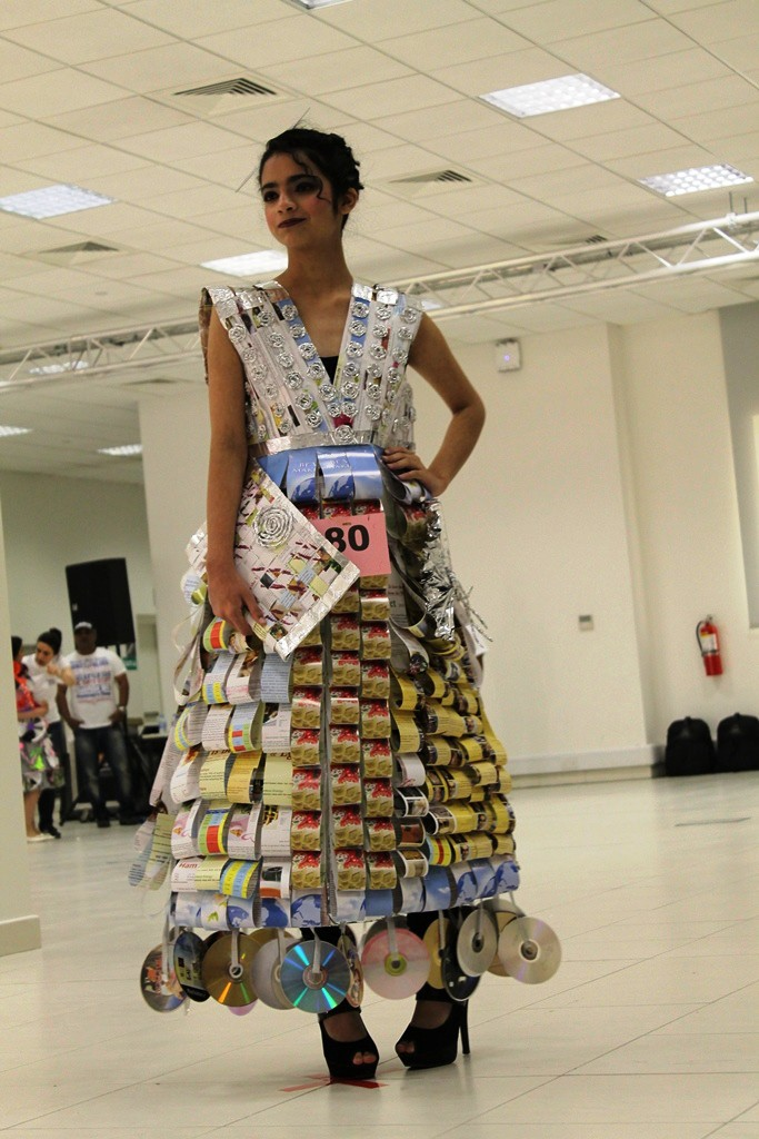Unconventional Materials And Fashion Wearable Art By Elena Jnr Andreou Medium