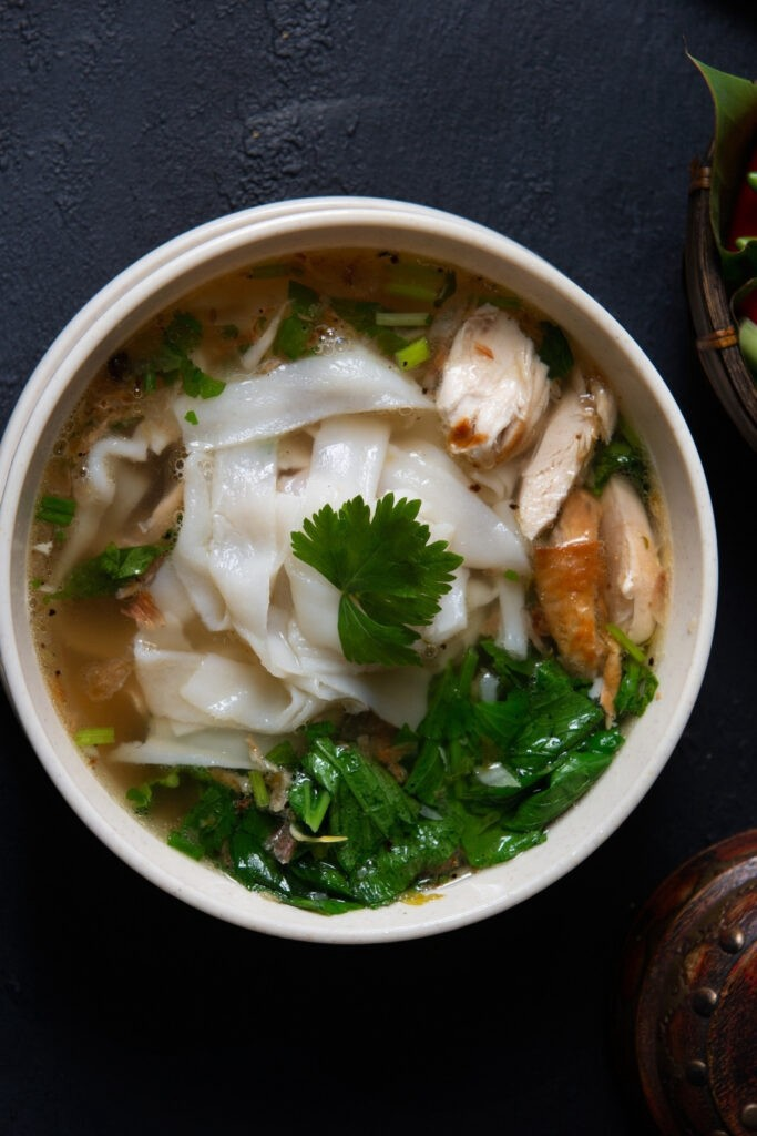 Beef Kway Teow Soup Recipe