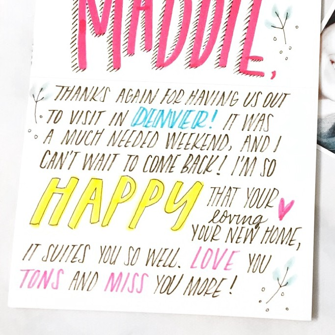 What to Write in Your Holiday Thank You Cards - Punkpost