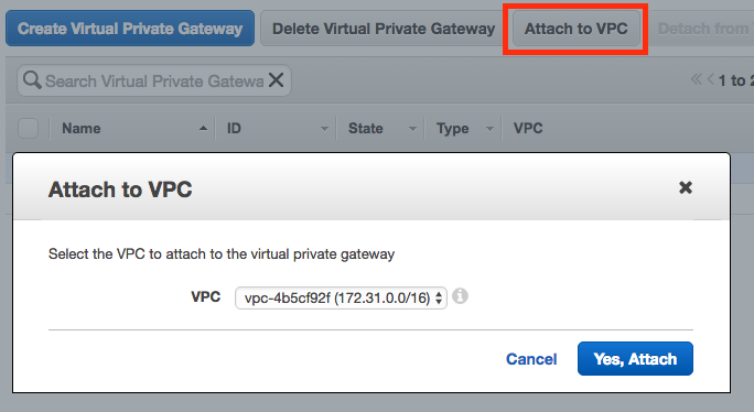 Connecting the LRT214 or LRT224 to Amazon VPC via VPN