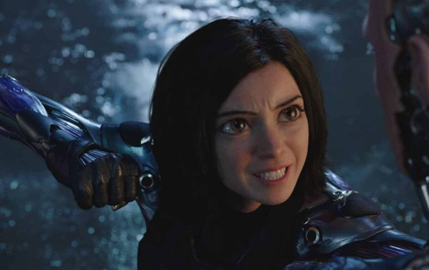 The eyes have it for Alita: Battle Angel