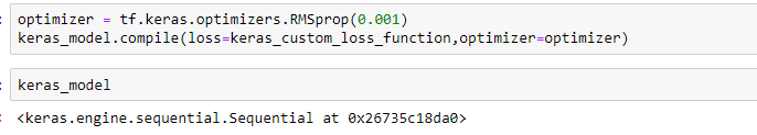 How to create a custom loss function in Keras - Heartbeat