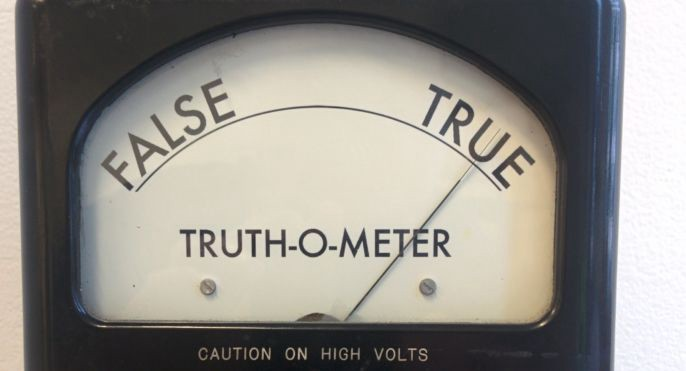 How We Fumbled away the Age of Truth and Created Alternative Facts