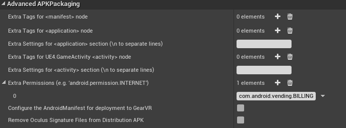 Getting Started with In App Billing APIs on Unreal Engine