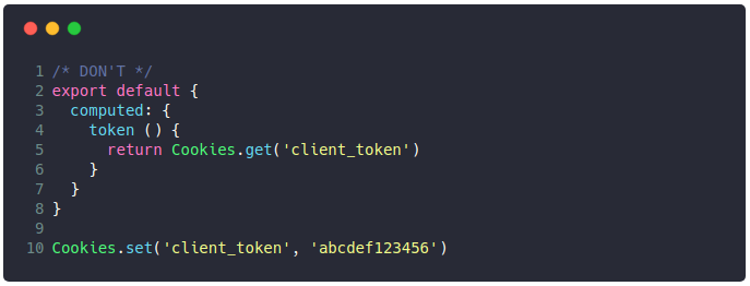 How not to Vue - ITNEXT