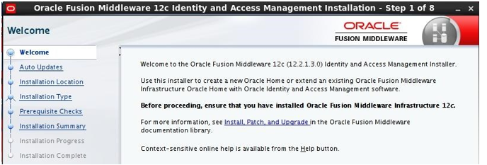 Oracle Identity Manager 12c (12 2 1 3 0) Installation and Configuration