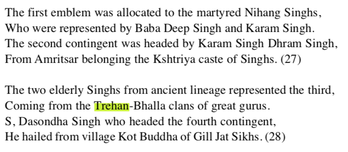 The Historical Role of Caste among Sikhs - jodhsingh - Medium