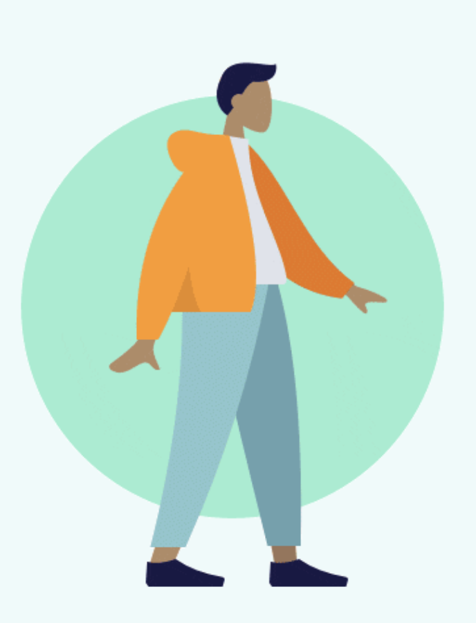 Humaaans: customizable illustrations of people