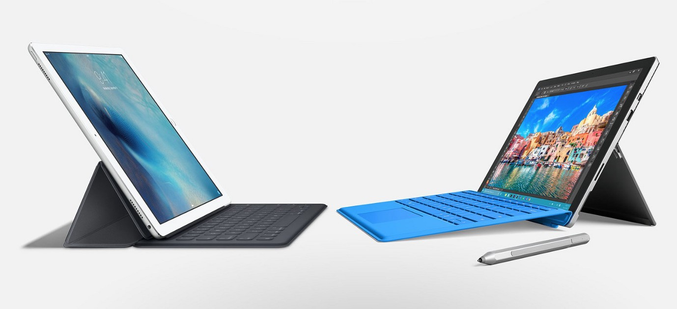 iPad vs Surface is the wrong comparison  Or is it
