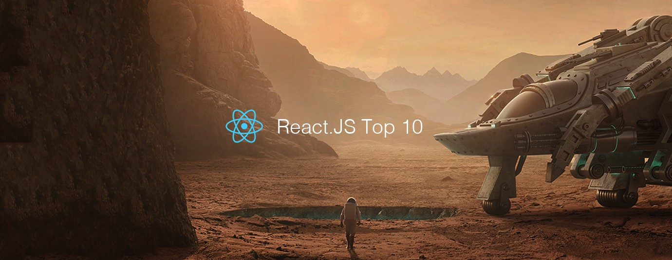 React js Top 10 Articles for the Past Month (v Oct 2018)