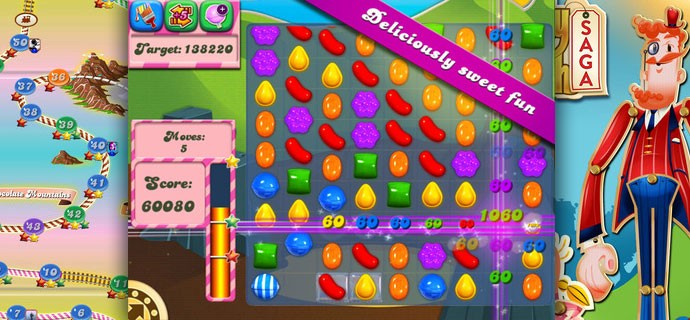 Why Candy Crush Saga is taking over the world - Mobile Games