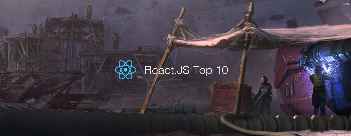 React js Top 10 Articles for the Past Month (v Dec 2018)