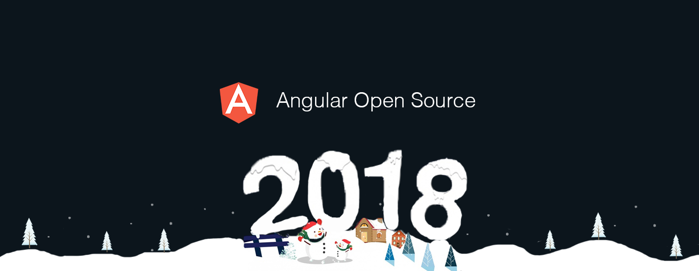 25 Amazing Angular Open Source Projects for the Past Year (v 2018)