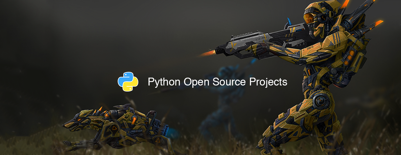 36 Amazing Python Open Source Projects (v 2019) - Mybridge for