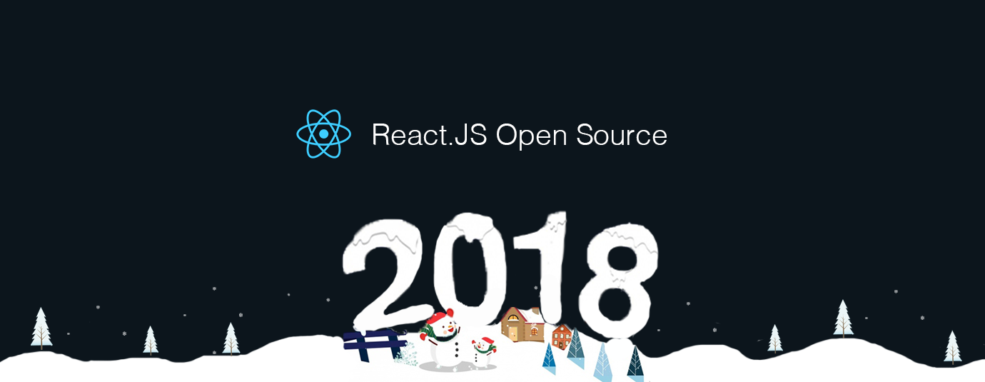 25 Amazing Open Source React js Projects for the Past Year (v 2018)
